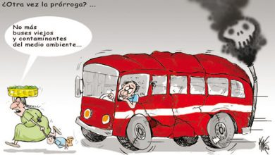 Photo of Basta ya de buses y microbuses viejos