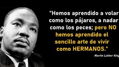 Photo of Un mensaje del pastor Martin Luther King