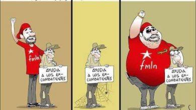 Photo of Ahora que son oposición, la dirigencia del FMLN se rasga las vestiduras por los pobres…