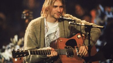 Photo of Nace Kurt Cobain