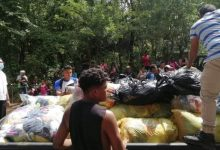 Photo of Llega ayuda humanitaria a familias afectadas por IOTA en Carazo, Nicaragua