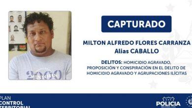 Photo of PNC captura asesino de un policía en San Juan Opico
