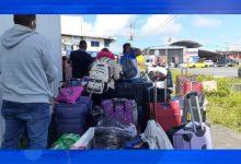 Photo of 800 nicaragüenses desempleados abandonan Panamá debido a la crisis económica