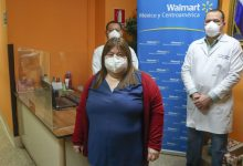 Photo of Walmart dona mamparas a Hospital de Niños Benjamín Bloom