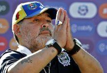 Photo of Diego Armando Maradona murió a los 60 años de un paro cardiorrespiratorio
