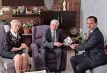 """Photo of Presidente de INDUFOAM es reconocido como """"Trayectoria Empresarial Del Año"""""""