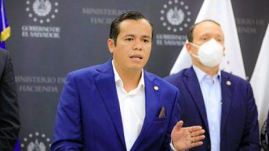 Photo of Ministro de Hacienda y presidente Bukele acusan a diputados de estar bloqueando Fomilenio II