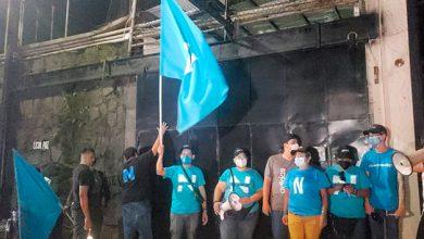 Photo of Seguidores de NI cierran el TSE como protesta por no inscripciones de candidatos